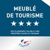 Meublé de tourisme 4*